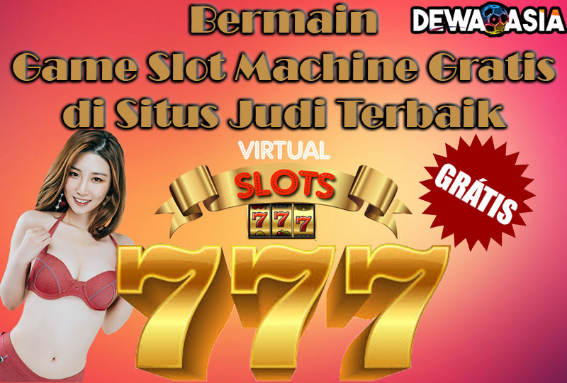 game slot machine gratis